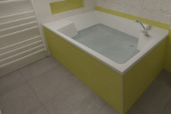 Nabucco Bathtub