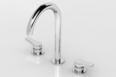 Lissoni Basin Mixer